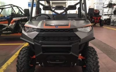 NEW POLARIS RANGER 1000 EURO4 COMING SOON